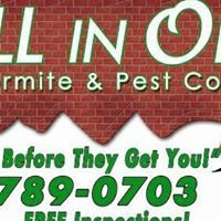 All In One Pest Control