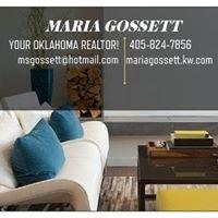 Selling Oklahoma, Maria Gossett