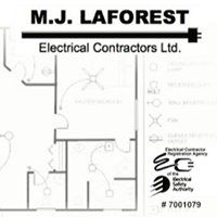MJ Laforest Electrical Contractors Ltd.