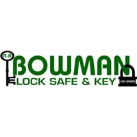 A-A Bowman Lock Safe and Key
