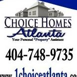 Choice Homes Atlanta Property Management