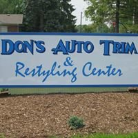Don's Auto Trim LLC