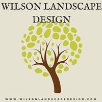 Wilson Landscape Design