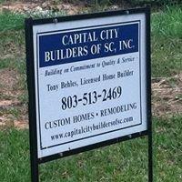 Capital City Builders of SC, Inc.