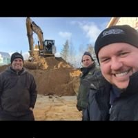 Excavation D.F.