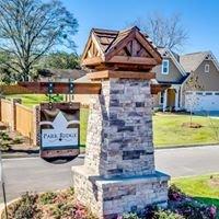 Park Ridge Subdivision by Stone Martin Builders