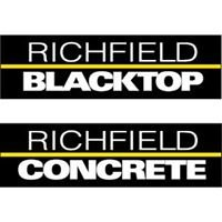 Richfield Blacktop and Concrete