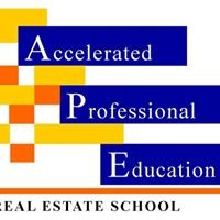 Accelerated Professional Education Real Estate School