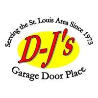 D-J's Garage Door Place