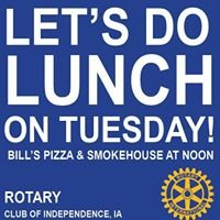 Rotary Club of  Independence Iowa (District 5970)