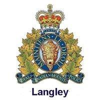 Langley RCMP