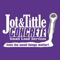 Jot & Tittle Concrete