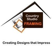 Country Studio Framing