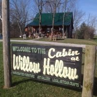 Cabin at Willow Hollow