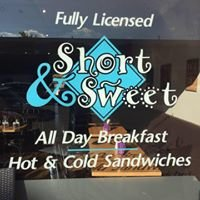 Short & Sweet café and coffee shop