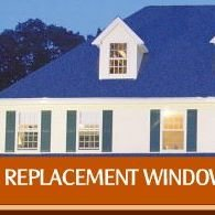 C and D Replacement Windows