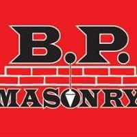 B.P. Masonry, LLC