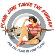 Plane Jane Takes The Runway