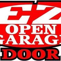 EZ Open Garage Door