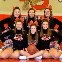 Bowling Green Bobcat Cheerleaders
