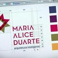 Maria Alice Duarte :  Arquitetura e Ambientações