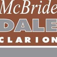 McBride Dale Clarion