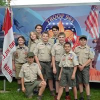 BSA Troop 961- Hillsboro Va.