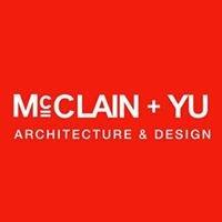 McCLAIN + YU