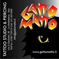 Gatto Matto Tattoo Studio & Piercing