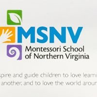 Montessori School Of Northern Virginia