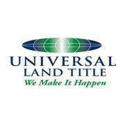 Universal Land Title-Southlake