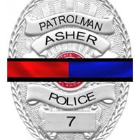 Town of Asher Police, Public Works, & Emergency Management