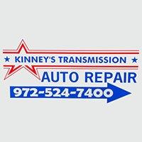 Kinney's Transmissions & Auto Repair