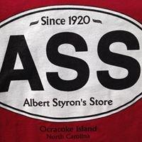 Albert Styron's Store