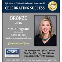 NJ Coastal Real Estate -  Nicole Gragnano