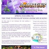 DeMartinis Landscaping, Inc