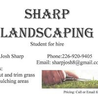 Sharp Landscaping