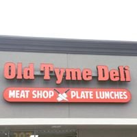 Old Tyme Deli & Meat Shop