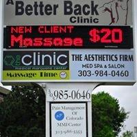 A Better Back Clinic