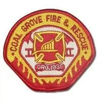 "Coal Grove Fire Rescue "" The Fightin 400"""