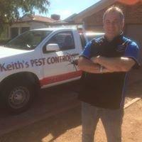 Keith's Pest Control