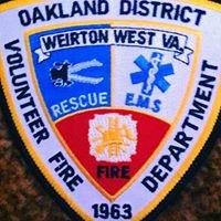 Oakland District Fire Dept