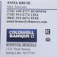 Anita -Your Jersey Shore Realtor
