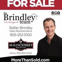 The Brindley Real Estate Team,  Georgina's #1 Realtor at Mainstreet Realty