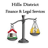Hills District Finance and Legal Services