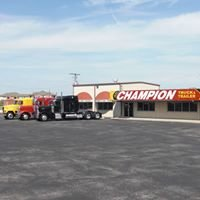 Champion Truck and Trailer