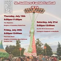 St Matthew Parish Festival