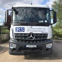 RS Concrete Pumping Ltd