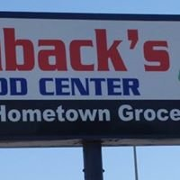 Rubacks Food Center