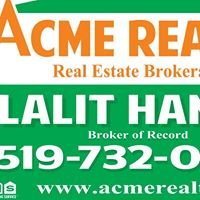 Acme Realty Inc.